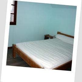 Chambre double 1er étage 14 places