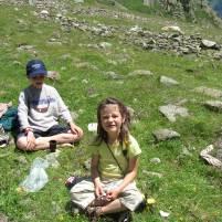 Vacances Louron enfants